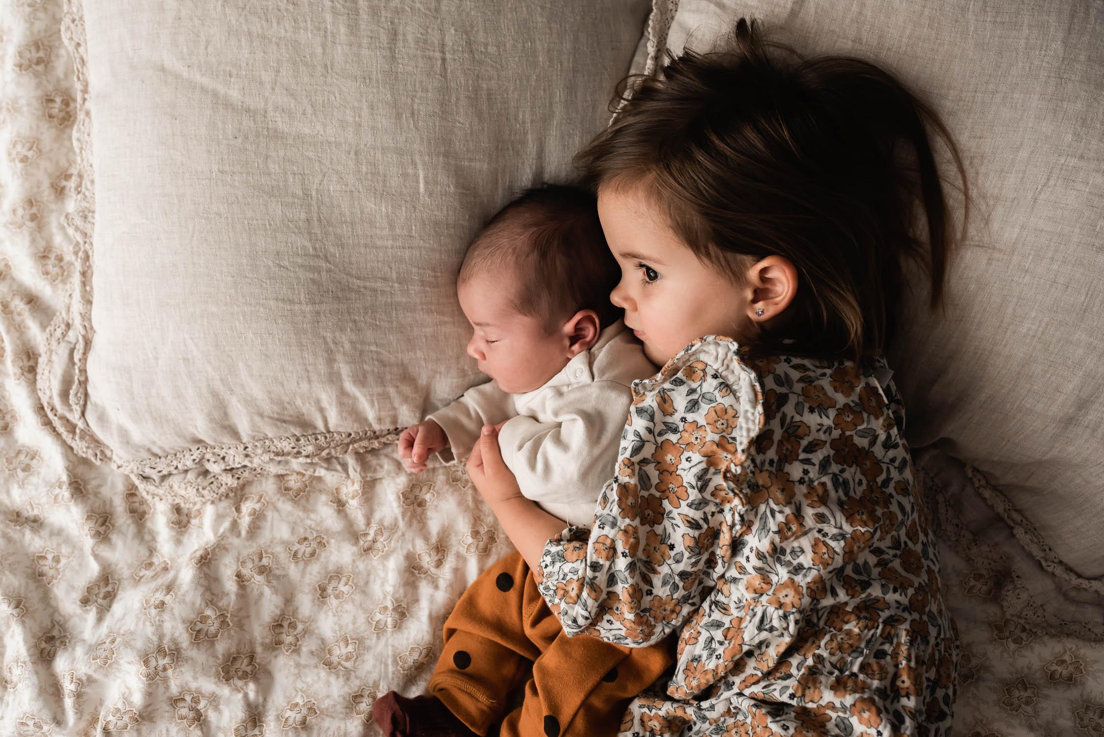 Fotografien für Neugeborene zuhause im Raum Zürich
