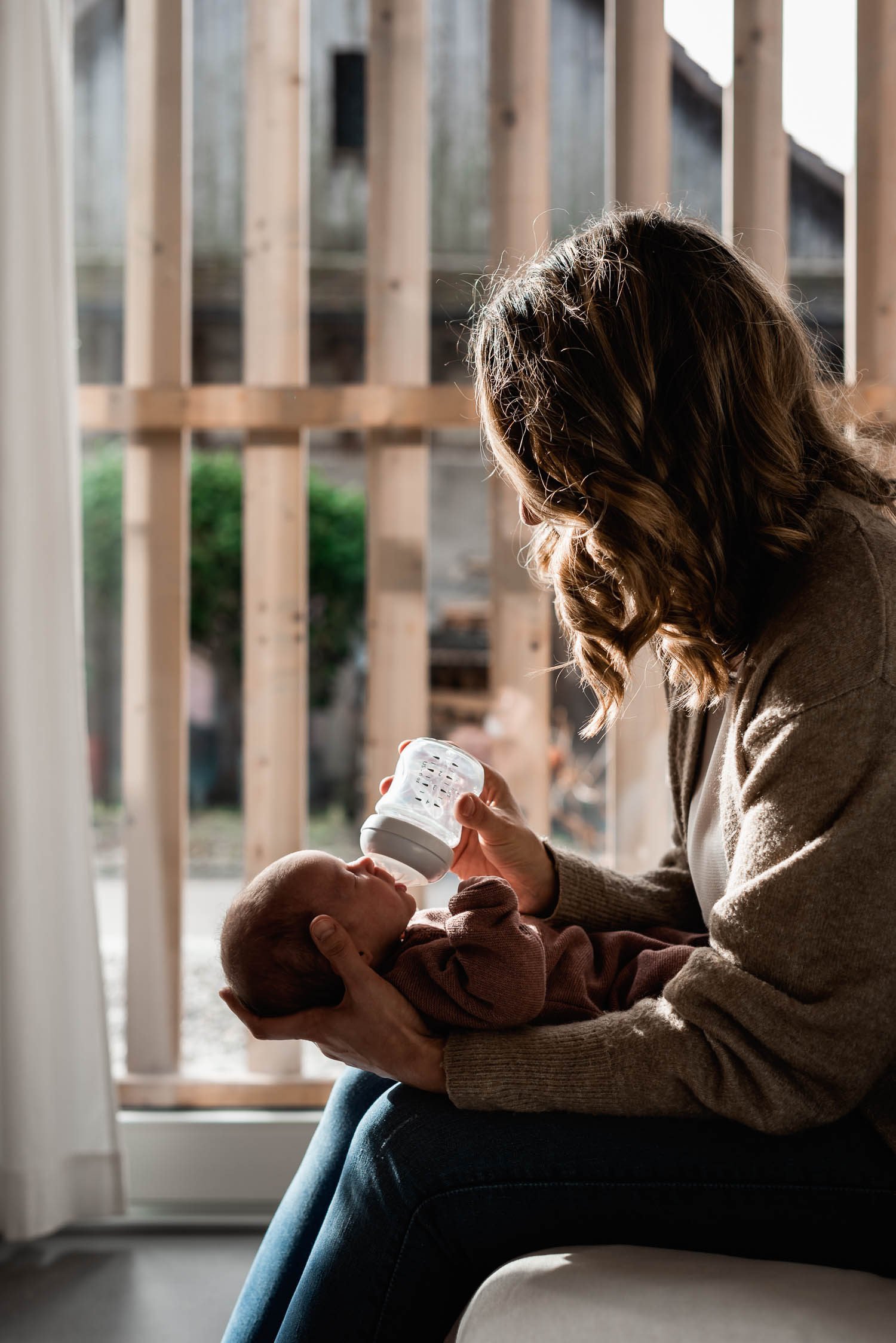 Babyfotos und Neugeborenenfotos im Kanton Zürich